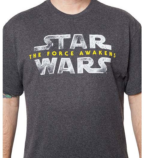 The Force Awakens: Star Wars Shirts