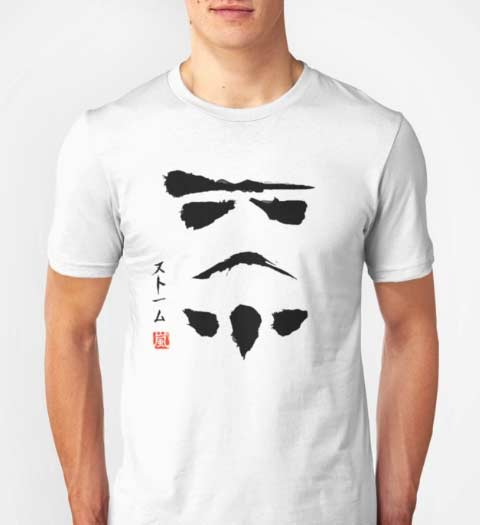 French Stormtrooper! Star Wars T-Shirt