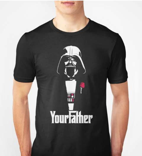 Godfather Darth Vader : Star Wars Shirt
