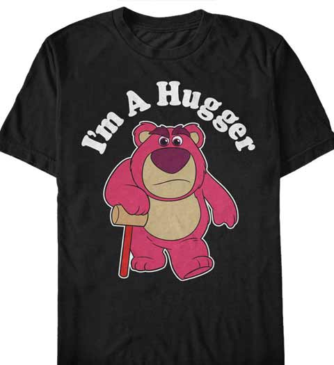I'm A Hugger! Toy Story Shirt