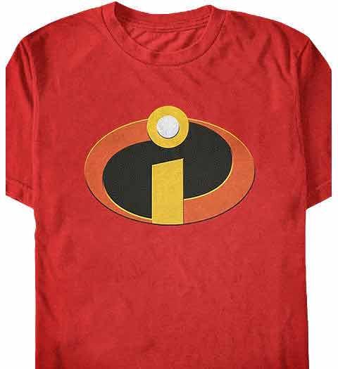 The Incredibles Logo Shirt