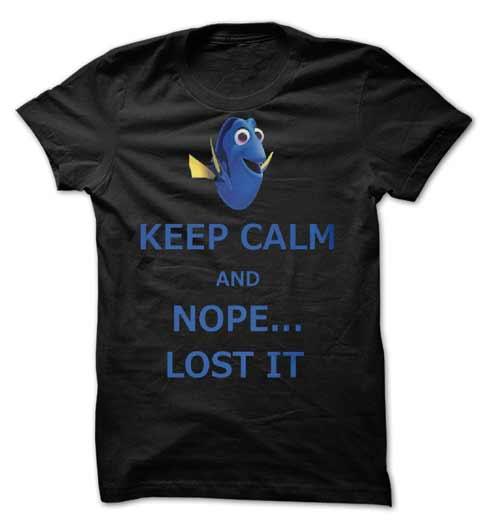 Keep Calm and Dory