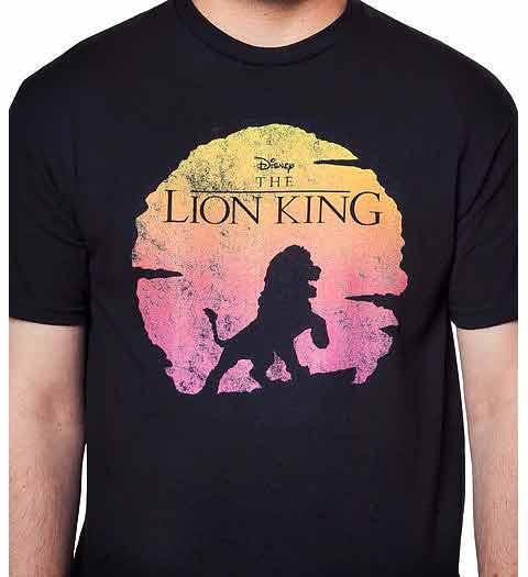 The Lion King, Classic Tshirt