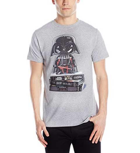 Darth Vader VHS - New Star Wars TShirt