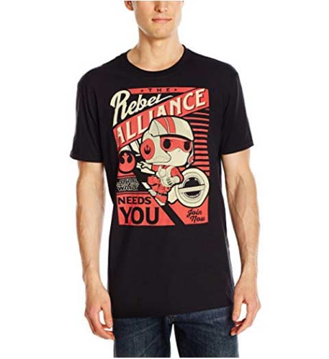 Rebel Alliance Needs You! Star Wars Shirt