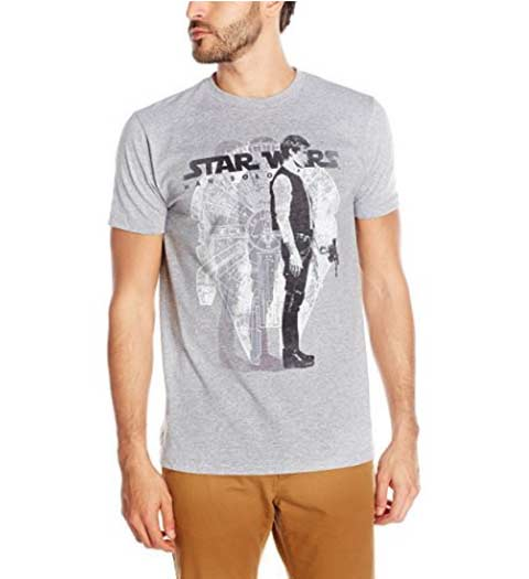 Han Solo Truth: Star Wars Tee