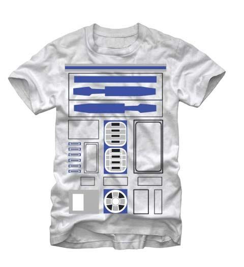 R2D2 Costume Shirt