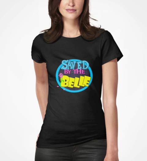 Saved by the Belle: Beauty and the Beast Shirt