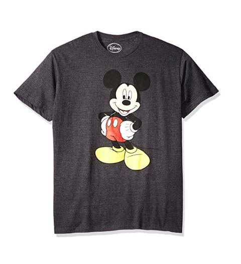 Iconic Mickey Mouse Shirt
