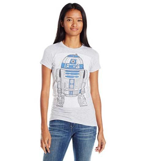R2D2: Star Wars Tee