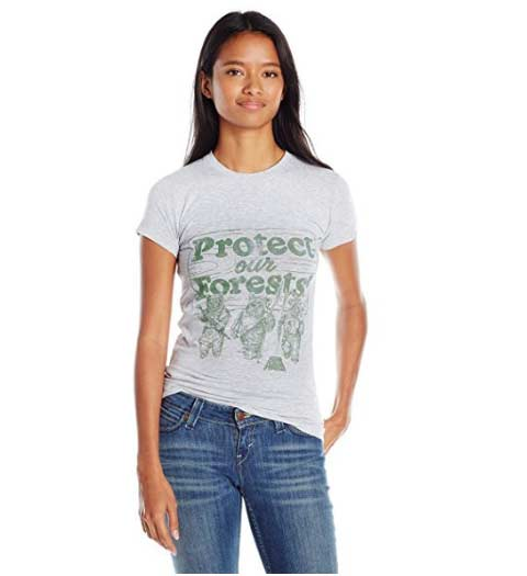 Protect our Forests: Star Wars Shirt