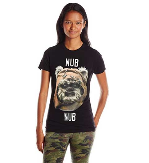 Ewoks! Nub, Nub: Star Wars Shirt