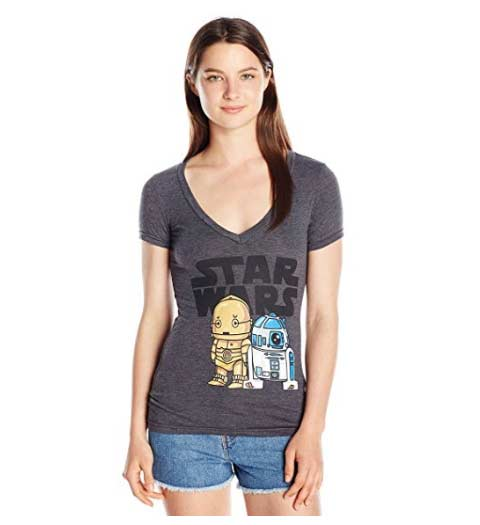 Cute! Star Wars Shirts for Women