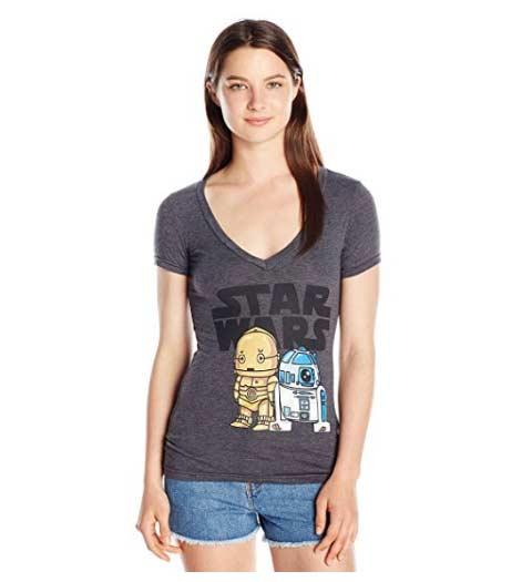 Cute! Star Wars Shirts for Women
