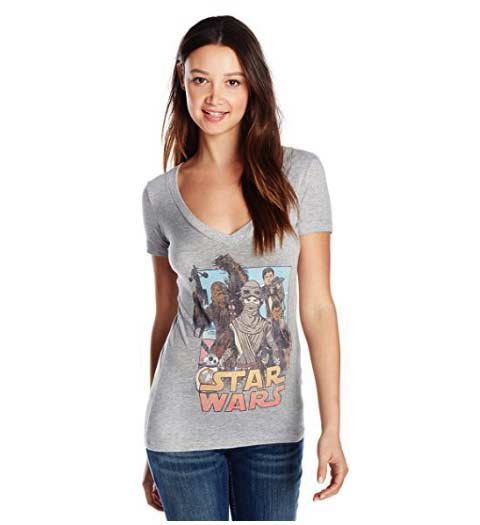 The Force Awakens: Star Wars Shirt