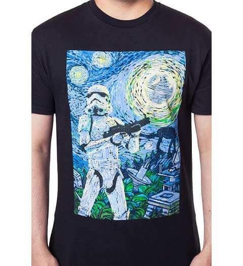 Stormy Night, Stormtrooper! Star Wars Shirt