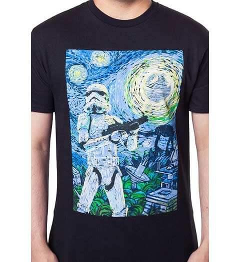 Stormy Night, Stormtrooper! Star Wars Shirt