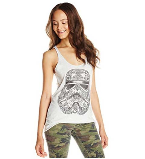 Star Wars Tank Tops