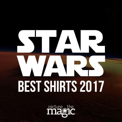 The Best Star Wars Shirts of the Year!
