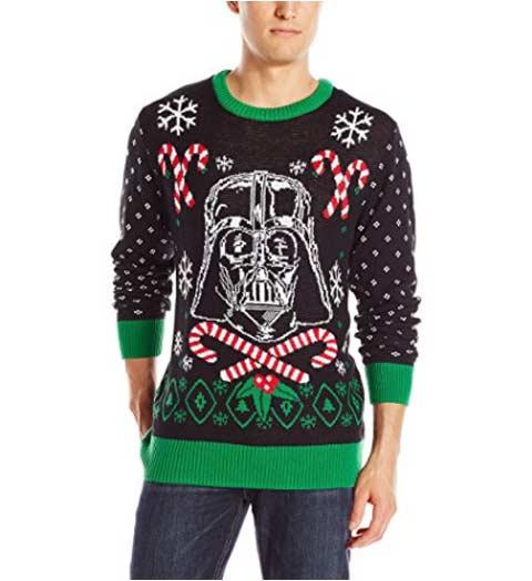 Darth Vader! Star Wars Ugly Christmas Sweater