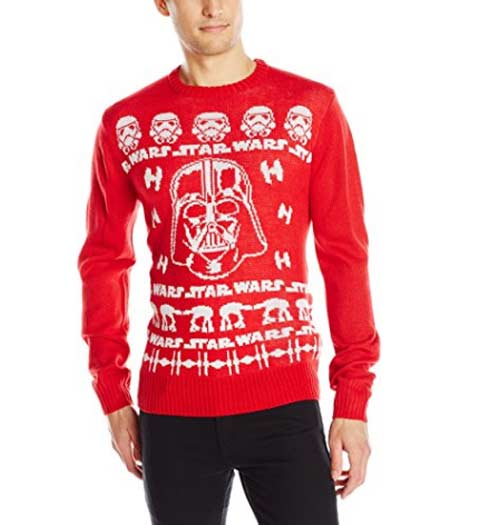 Dark Side! Star Wars Ugly Christmas Sweater