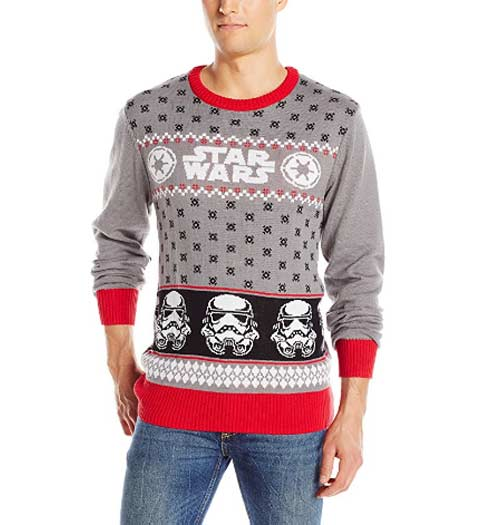 Stormtroopers Star Wars Ugly Christmas Sweater