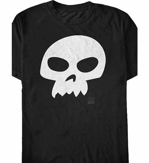 Sid Skull shirt from Toy Story
