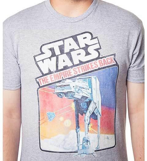Empire Strikes Back shirts
