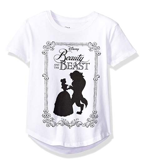 White Delight! Beauty and the Beast Shirt