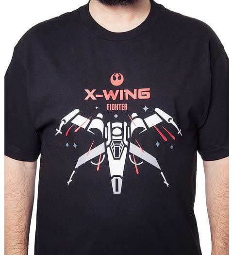 X Wing Fighter -- Star Wars Shirt
