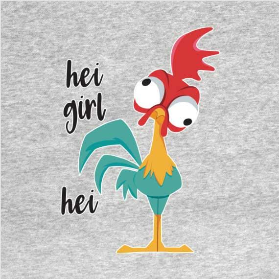 Hey Girl Hey: Moana Shirt