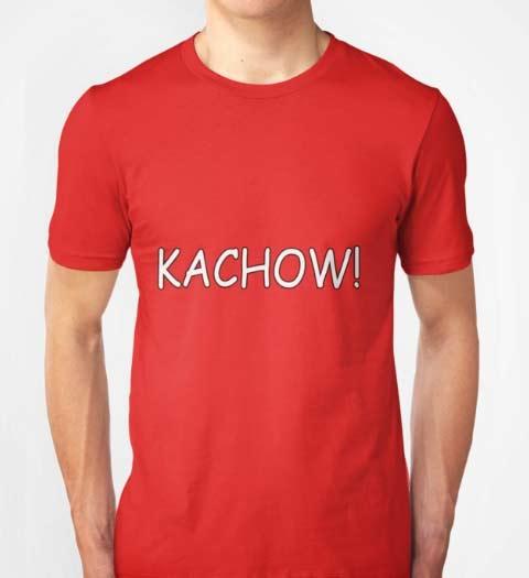 Kachow Cars Shirt