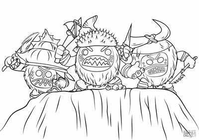 kakamora coloring pages from moana - X Rated Coloring Books