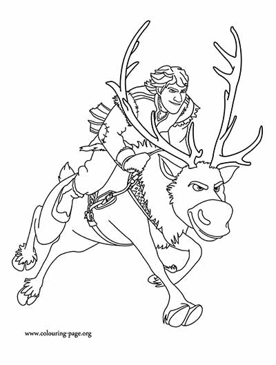 101 Frozen Coloring Pages (October 2019 Edition) - Elsa ...