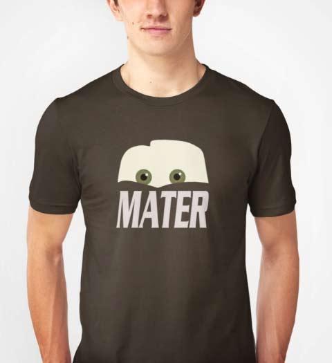 Mater Cars Shirt