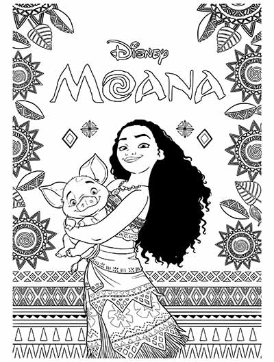 image about Moana Coloring Pages Printable identify 59 Moana Coloring Webpages (September 2019)Maui Coloring