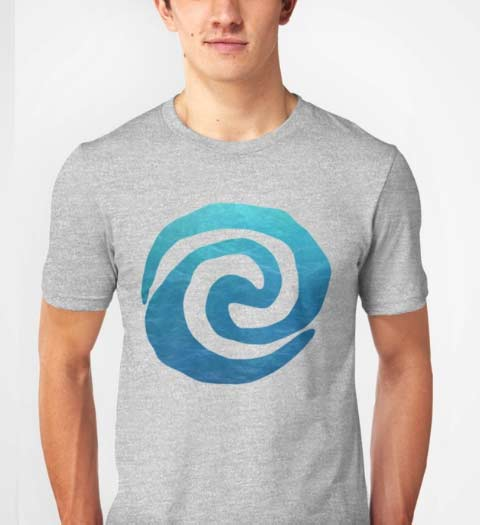 Guys Moana Shirt