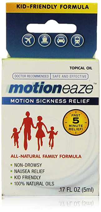 Motioneaze Motion Sickness Relief