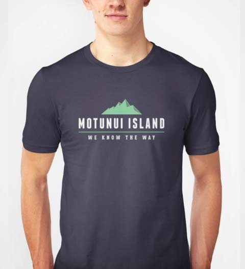 Motunui Island Moana Shirt