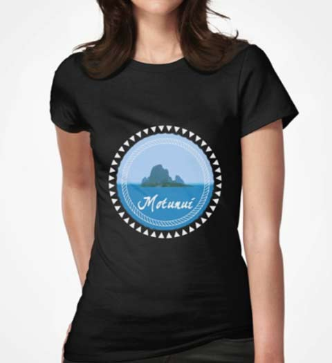 Motunui Moana Shirt