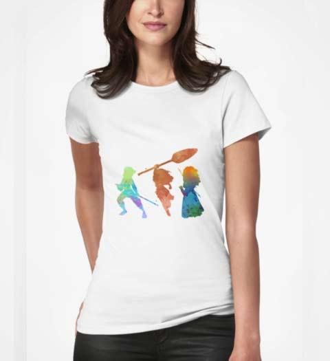 Powerful Princesses Moana Shirt