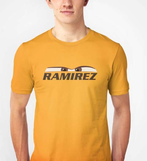 Ramirez Cars Movie Shirt