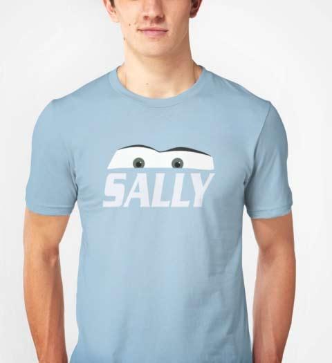 Sally Cars Shirt