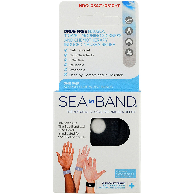 Sea-Band Seasickness Bracelet