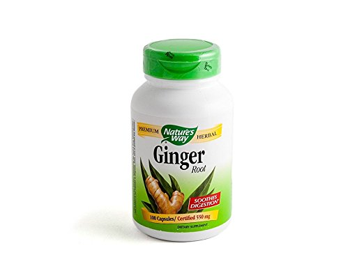 Seasickness Ginger Pills