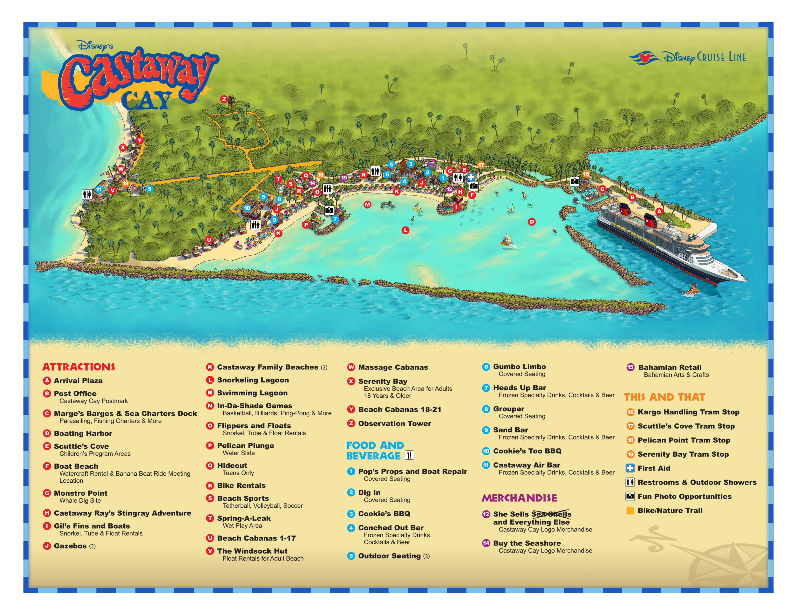 50 Castaway Cay Tips Best Guide To Disney S Private