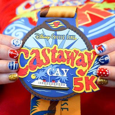 Castaway Cay 5K race
