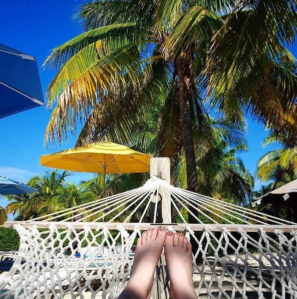 Castaway Cay Hammock