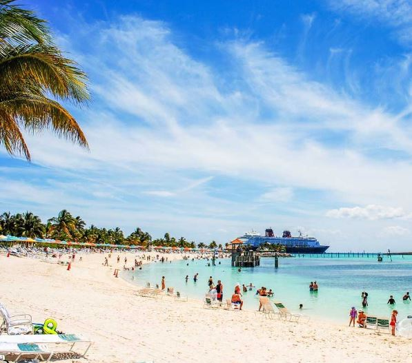 Disney's Private Island: Castaway Cay