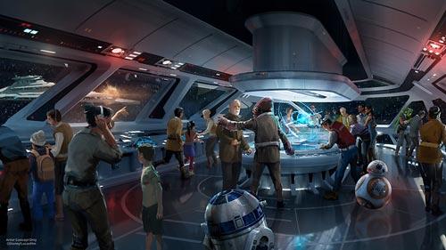 Disney World Star Wars Resort